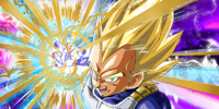 Super Attack Supreme Super Saiyan Vegeta
