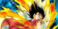 Born for Battle Vegeta (Kid)