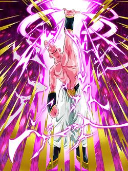 SSR Super Buu STEQ HD