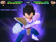 Final Garlic Cannon