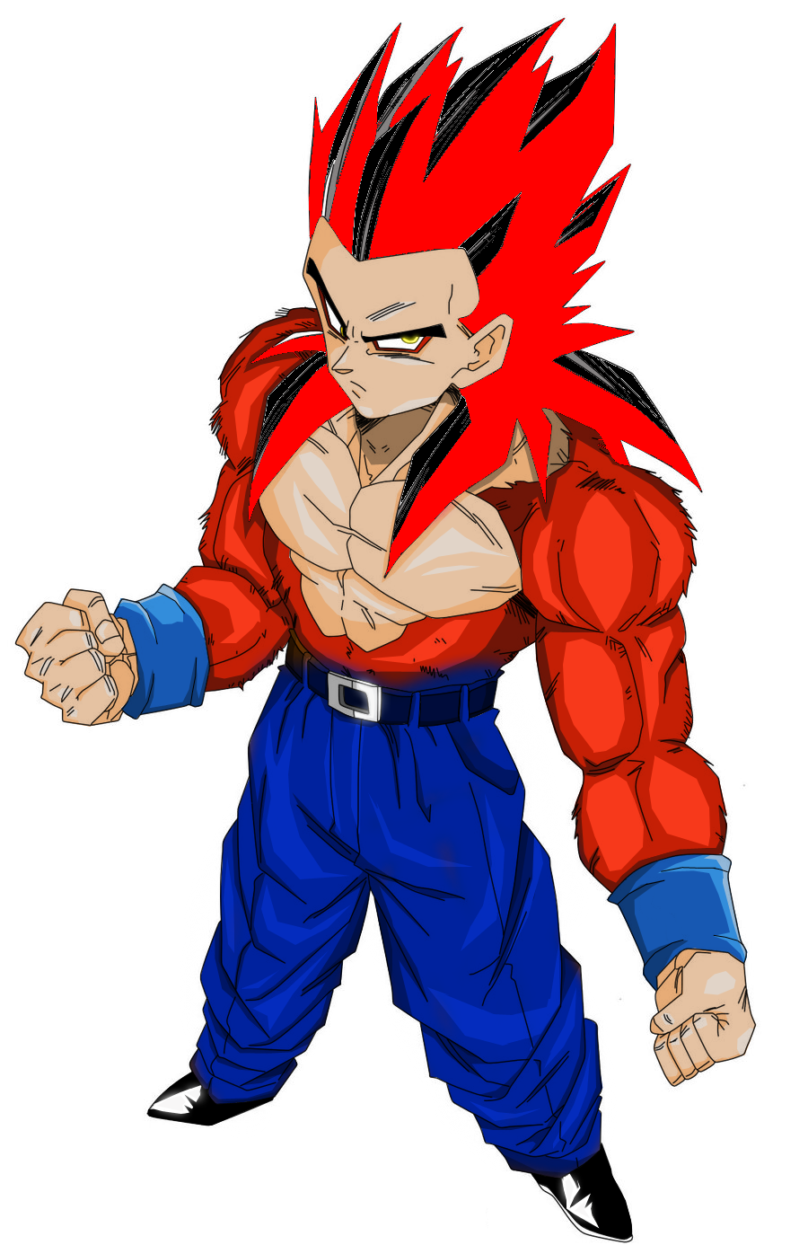 Hyper super saiyan supreme super saiyan 9 dragon ball universe wiki fandom powered by wikia - Super sayen 10 ...