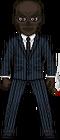 Black-Mask Burningbird