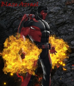 Blaze Azrael
