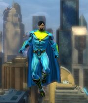 Star Sentinel costume 2