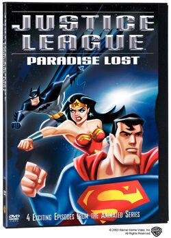 Justice League - Paradise Lost