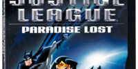 Justice League - Paradise Lost (DVD)