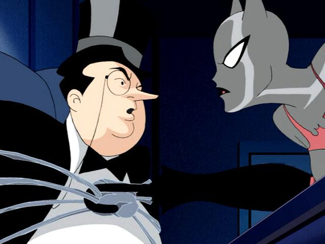 File:Batwoman interrogates Penguin.jpg
