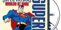 DC Comics Super-Villains: Superman - Worlds at War! (DVD)