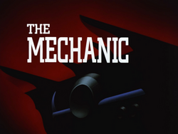 Image result for batman the animated series the mechanic
