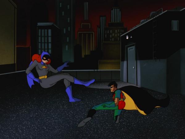 File:Batgirl and Robin meet.png