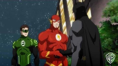"""Justice League War - """"Batman's Real?"""""""