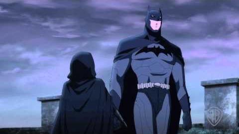 Batman vs. Robin - Batman Damien Fight