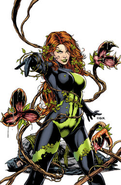The Green Guardian Poison Ivy