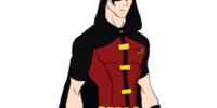 Damian Wayne (Great Earth)/Gallery