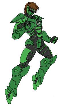 Green Lantern (DC Xtreme)