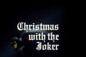 Christmas With The Joker 001