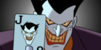 Joker cards (DC Animated Universe)