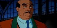 Lucius Fox (DC Animated Universe)