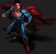Superman concept artwork - Batman v Superman 1