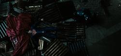 Superman Defeated