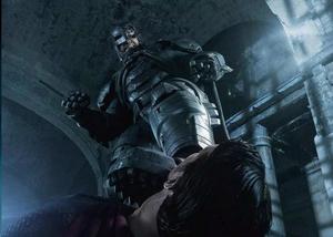 Batman over Superman