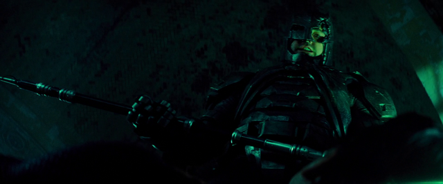 File:Batman looks down on Superman with the Kryptonite spear.png