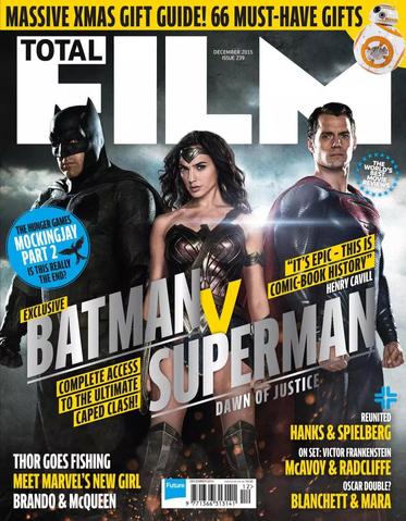 File:Total Film - Batman v Superman Dawn of Justice cover.png