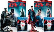 Batman v Superman Dawn of Justice Blu-Ray Disk