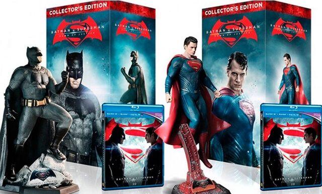File:Batman v Superman Dawn of Justice Blu-Ray Disk.jpg