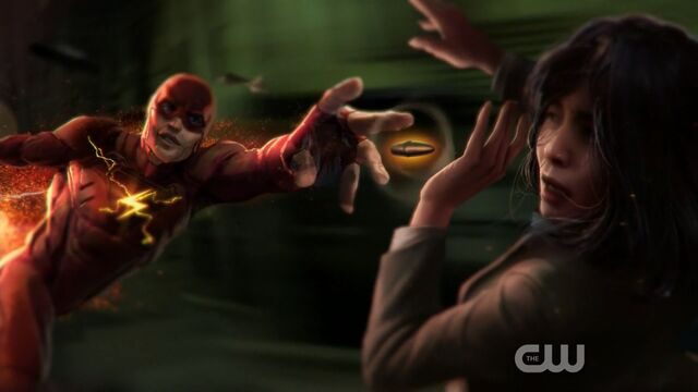File:Flash in action Concept art.jpg