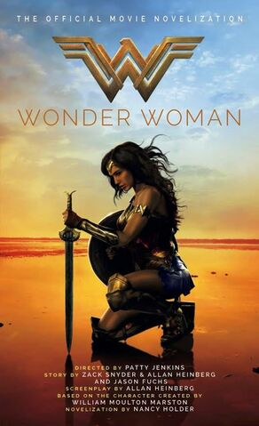 File:Wonder Woman The Official Movie Novelization cover.jpg