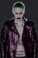 Suicide Squad character portrait - Joker