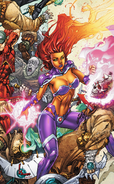 My Own Post-Flashpoint Starfire
