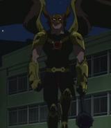 Hawkman Earth-16
