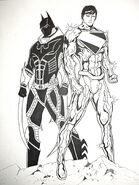 Batman II & Suprememan