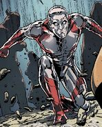 Captain Atom full profile