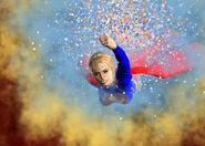Superwoman-Fight
