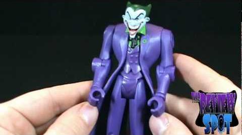 Toy Spot - Batman Brave and the Bold Joker Figure