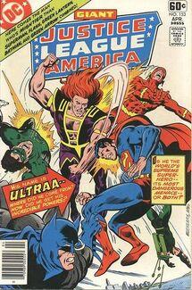 Justice League of America 153 Ultraa