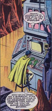 Batcomputer 80s