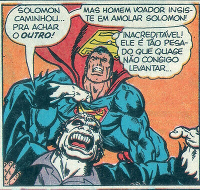 Solomon e superman