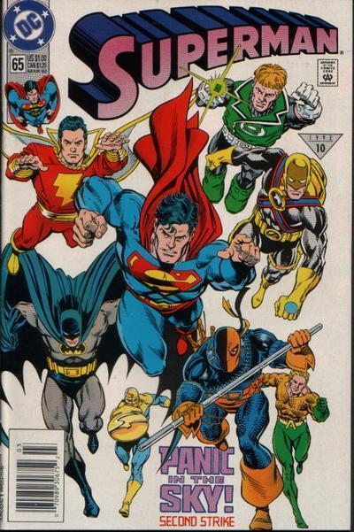 Superman leadership