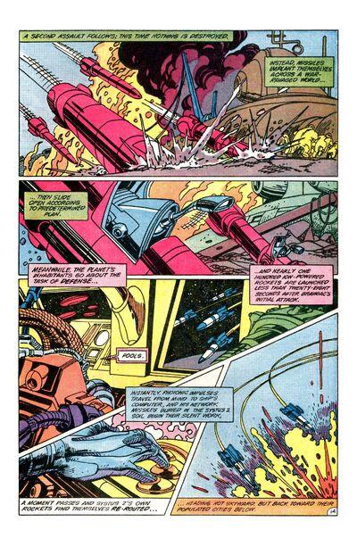 Action Comics 544-47
