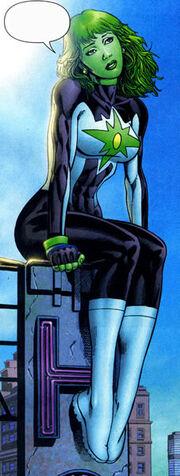 Jade star uniform