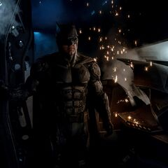 Tactical Batsuit from <i>Justice League</i>