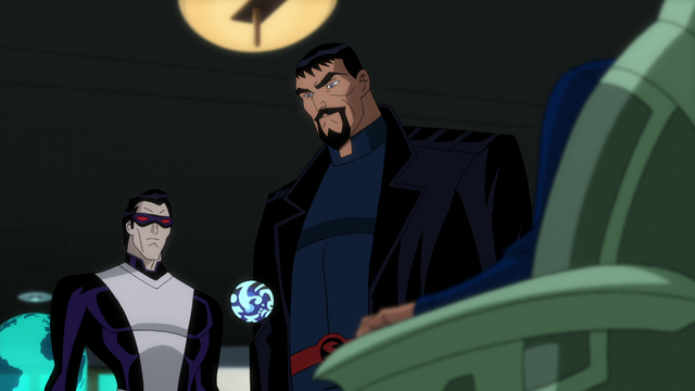 File:Luthor hands Superman the data he needs JLG&M.png