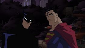 Superman and Batman (The Batman)