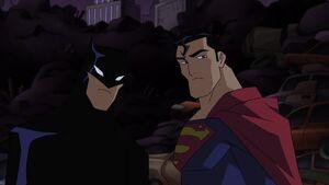 Superman and Batman (The Batman)