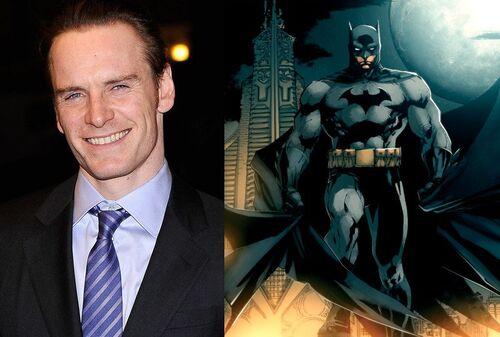 Batman Fancast