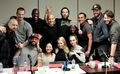 David Ayer with the Suicide Squad cast.jpg